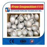 Protezione del tubo saldata estremità dell'acciaio inossidabile degli accessori per tubi dell'ANSI B16.9 di ASME