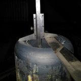 Verschiedene Größen-heiße Spinnmaschine eingestellt einschließlich Induktionsofen