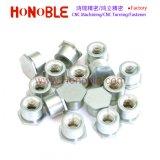 L'aluminium insérer l'écrou à tête hexagonale filetée pour le PCB