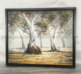 Framed Art Oil Painting Wall Art Canvas Painting for Home Decoration