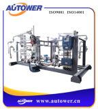 Precio de fabricante de relleno de dosificación del sistema de la unidad del LPG Pakage para los productos petrolíferos