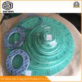 Asbest-Verpackungs-Dichtung; Komprimiertes Verpackungs-Asbest-Gummi-verbindendichtung;