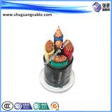 Zr-Yjv 0.6/1kv 3 x 35 + 2 x 16/LV/пламя - retardant/силовой кабель