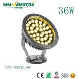 Boden-LED Lampe der im Freien der Qualitäts-3W-36W Einlage-