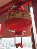 Extinguidor seco extrafino del polvo de la clase de Abce de la lucha contra el fuego de la eficacia alta