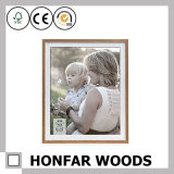 Geburtstag-Geschenk-festes Holz-Tischplattenbilderrahmen