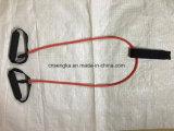 Cuerda de goma elástico del tubo de la resistencia de diversa fuerza del precio de fábrica con el ancla de la puerta