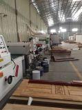 Construção Sanduíche de madeira MDF folheado de madeira Interior Porta embutida