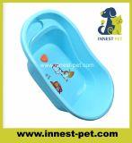 2018 Plastikhund-BADEKURORT Wäsche-Bad-Wanne/Badewannen für kleine Hunde