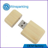Mini-Bambu Madeira USB Flash Drive USB