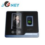 WiFi biometrisches Anwesenheits-Systems-Gesichtsanerkennungs-Einheit-und Fingerabdruck-Scanner-Zugriff Contrpl