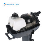 CalonグロリアPortable 3.5HP Two Stroke Outboard Motorマレーシア70cc Marine Engine Outboard Engine