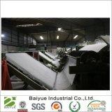 De fabriek Gemaakte Vlotte en Zachte Maagdelijke Watten van de Polyester/het Slaan