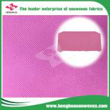 Energiesparendes nichtgewebtes Material für Hauptgewebe mit Hell-Gefärbt