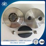 Alta calidad 304/316 barandilla/pasamano/barandilla del acero inoxidable para el balcón/las escaleras/de interior