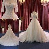 Custom сделать принцесса свадебные платья устраивающих платье T66514