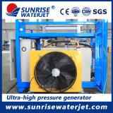 De Scherpe Machine van het staal, Waterjet Machine
