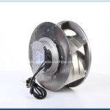 ventilador centrífugo do motor de ventilador da ventilação da exaustão da C.C. de um Ec de 310 milímetros