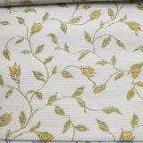 Tessuto da arredamento tinto filato del cuscino del sofà della tessile della casa del poliestere