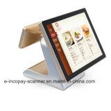 """Registratore di cassa capacitivo dello schermo di tocco del Android 15 di Icp-Ea10d singolo """" per il sistema/supermercato/ristorante/al minuto di posizione"""