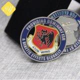 中国の製造業者は金属3D賞の学校のヨーロッパの記念品の硬貨を卸し売りする