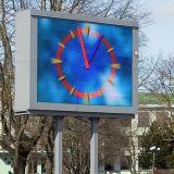 Afficheur LED de publicité polychrome extérieur (écran de DEL,)