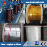 Collegare di alluminio rotondo/piano/quadrato fibra/smaltato di vetro