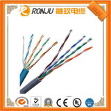 Copper Conductor PVC Insulated Ands Sheathed Copper Wire Shielded Control Cables