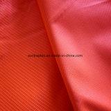 Полиэстер газа из жаккардовой ткани ткани с Pongee PA покрытием для спортивной одежды