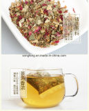 ロータス葉の茶茶茶ローズの緑茶を細くする細い生物100%のオリジナルの減量