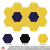 200x230mm y la pared de cerámica de porcelana Hexagonal Baldosa (VR2N2305/VR2N2309, 200x230mm/8''x9'')