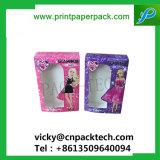 Belüftung-Fenster-Geschenk-Kasten-Form-Duftstoff-kosmetischer verpackenkasten