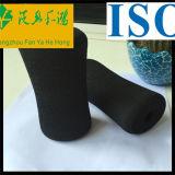 A isolação térmica flexível cobre a câmara de ar de borracha