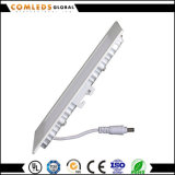 Quadratisches LED Panel Downlight des Hotel-24W PF>0.9 mit Dimmable