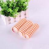 Красочные домашних хлопка блюдо полотенца с пряжи домашний проверить дизайн 30*30см