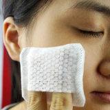 Automática Dedo Plug-in maquillaje cosmético y almohadilla de algodón que hace la máquina