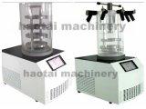 Mini Gèlent le séchage de la machine, lyophilisateur de laboratoire avec la CE