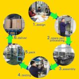 Anion Mushroom Shapeセリウムの証明書の女性衛生パッド機械(JWC-MGT-1200)