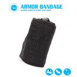 Coût fibre anticorrosion efficace Bandage moulé pour tuyau d'huile