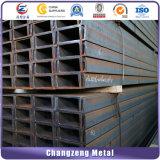 Canal da barra de aço estrutural preto (CZ-C10)