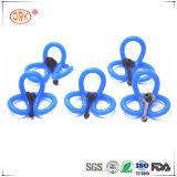 FDA van het silicone O-ring van de Verbinding van de Rang de Rubber