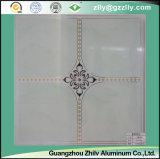 Plafond van de Druk van de Deklaag van de Rol van het Comité van het Plafond van het aluminium het Decoratieve