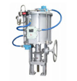 Válvula de control de presión de diferencial del acero inoxidable