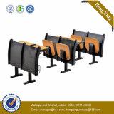 Складные школы письменный стол и стул по конкурентоспособной цене, школьной мебели (HX-5D208)
