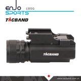Taktischer Laser-Anblick-Grün-Laser-Zeiger-Vertrags-Aluminiumlegierung