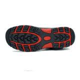 Dual-Density PU-Sicherheits-Schuhe für Öl-Beständigen Arbeits-Mann