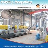 Машина продукции Pelletizing большой емкости HDPE/PP/PVC WPC, деревянный гранулаторй лепешки