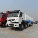 Sinotruk HOWO 30 de Kubieke Vrachtwagen van de Tanker van de Brandstof van Meters