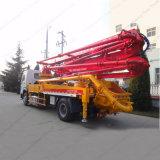 高品質のSinotruk HOWOのブランド37mの具体的なポンプトラック