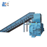 Hbe100-110110 Presse à balles hydraulique horizontale semi-automatique